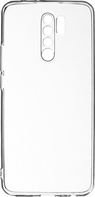 Kryty na Xiaomi Zadní kryt pro Xiaomi Redmi 9, Slim, průhledná