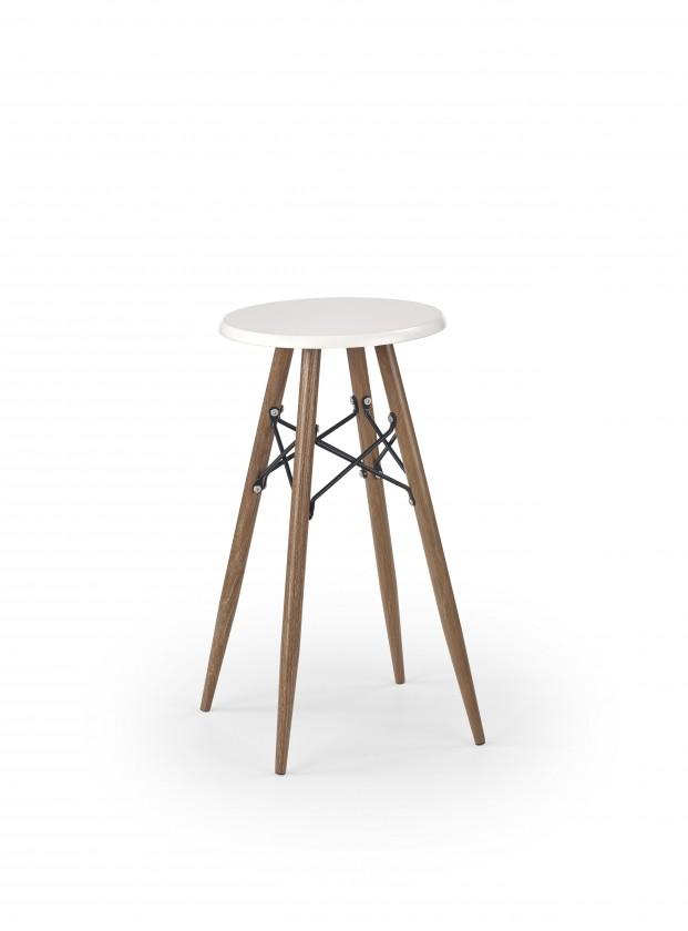 Kuchyně, jídelny ZLEVNĚNO Acord - Jídelní židle (bílá)