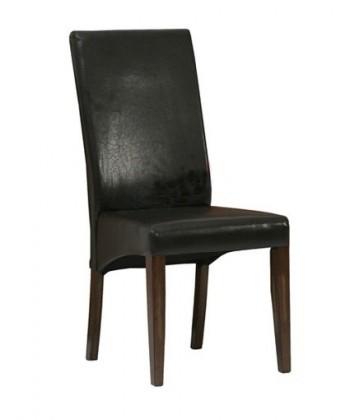 Kuchyně, jídelny ZLEVNĚNO Jídelní židle (tmavě hnědá)