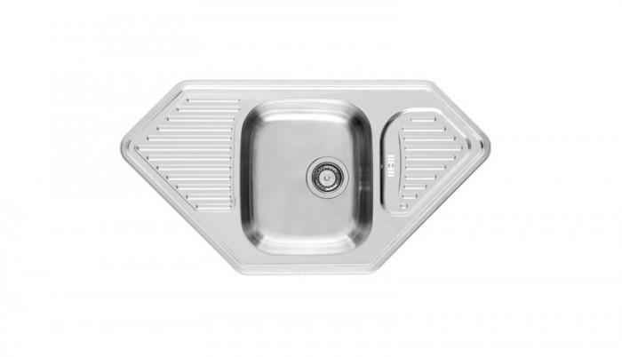 Kuchyně, jídelny ZLEVNĚNO Medusa corner 1 1/2B 2D - dřez