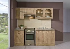 Kuchyňská linka Julia 210 A (dub arlington)