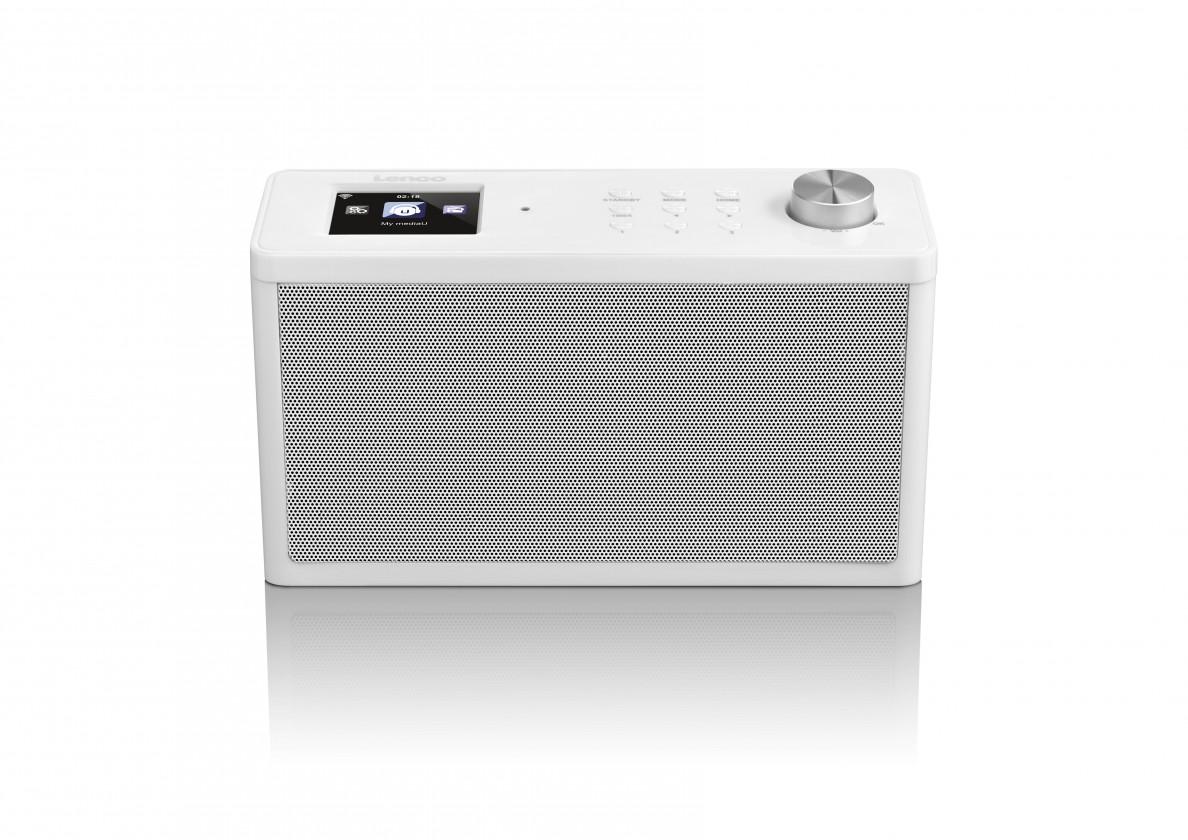 Kuchyňská rádia Lenco KCR-2014, kuchyňské internetové a FM rádio s Wi-Fi