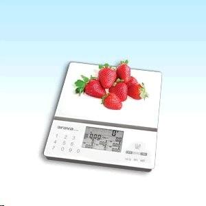 Kuchyňská váha Kuchyňská váha Orava EV-8 A, 5 kg, nutriční