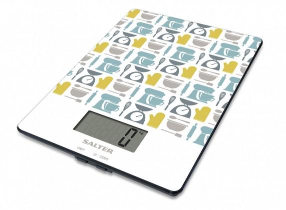 Kuchyňská váha Kuchyňská váha Salter 1102 GNBLDR, 5 kg