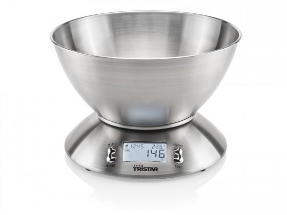 Kuchyňská váha Kuchyňská váha Tristar KW2436, 5 kg, miska