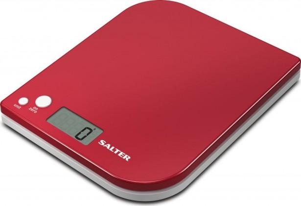 Kuchyňská váha SALTER 1177RDWHDR