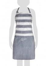 Kuchyňská zástěra s kapsou Banquet Best Chef, šedá