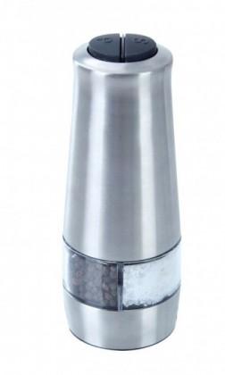 Kuchyňské pomůcky TORO 2634779 Mlýnek na sůl a pepř z nerezu a plastu,AAA POUŽITÉ,
