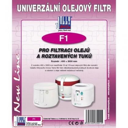 Kuchyňské potřeby Olejový filtr F1