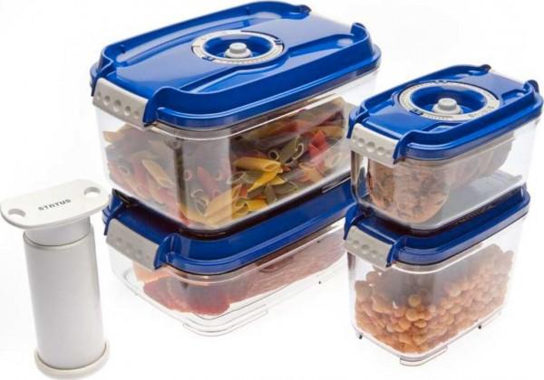 Kuchyňské potřeby Vakubox Status 157501, 4 dílný set