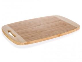 Kuchyňské prkénko Banquet Brillante Bamboo, dřevěné, 50cm