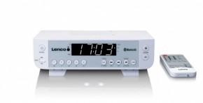 Kuchyňské rádio Lenco KCR-100, bílé