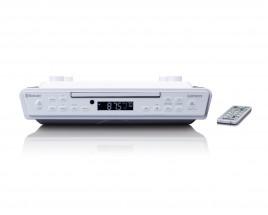 Kuchyňské rádio Lenco KCR-150, bílé