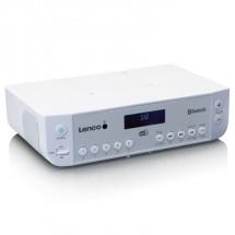 Kuchyňské rádio Lenco KCR-200 White