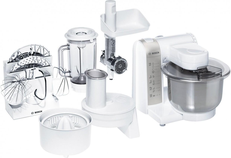 Kuchyňský robot Bosch MUM 4880 ROZBALENO