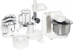 Kuchyňský robot Bosch MUM4880 POUŽITÉ, NEKOMPLETNÍ PŘÍSLUŠENSTVÍ