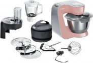 Kuchyňský robot Bosch MUM58NP60,1000W,růžová