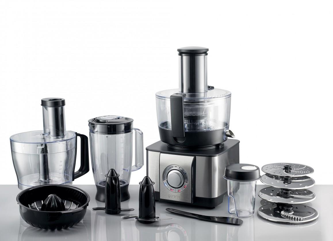 Kuchyňský robot Gorenje SBR1000BE