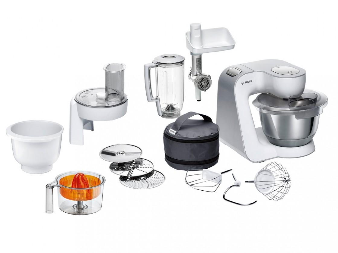 Kuchyňský robot Kuchyňský robot Bosch MUM58258 ROZBALENO