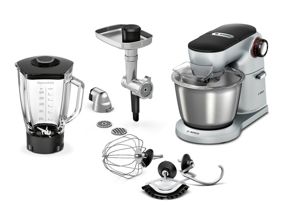 Kuchyňský robot Kuchyňský robot Bosch MUM9B34S27