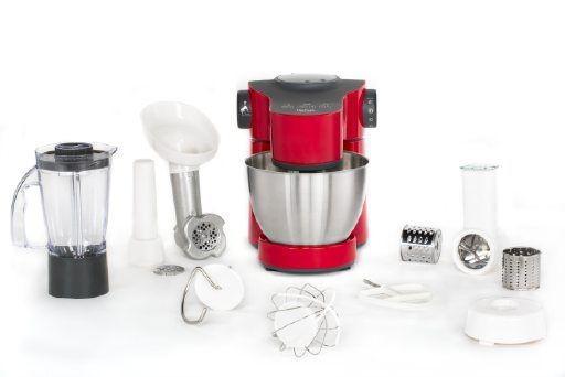 Kuchyňský robot Kuchyňský robot Tefal Wizzo QB307538
