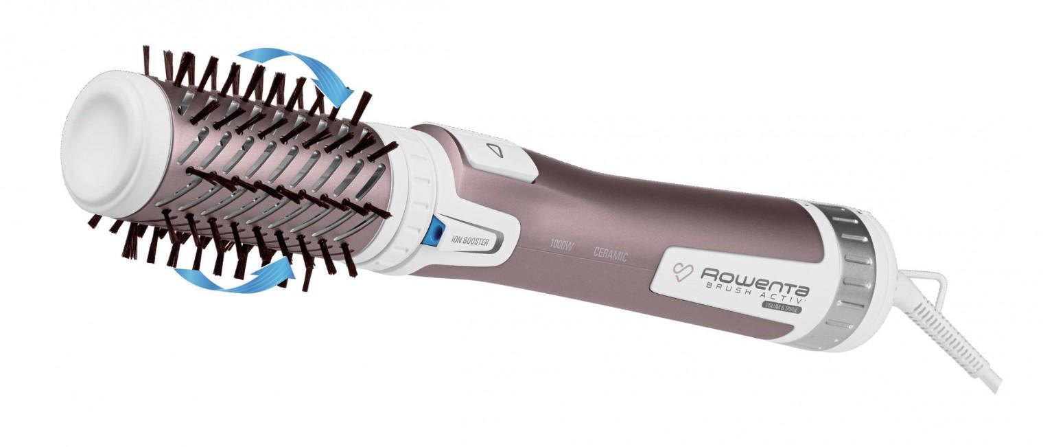 Kulmofény Kulmofén Rowenta Brush Activ' Premium CF9540F0, 1000W, rotační