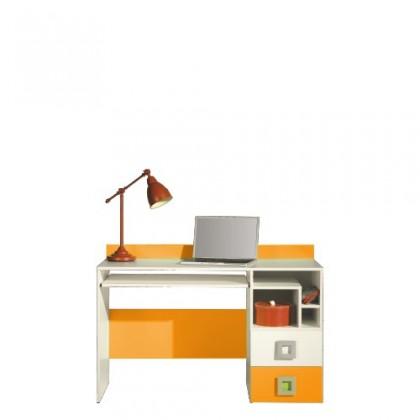 LABYRINT LA 18 (krémová/oranžová)
