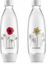 Láhev SodaStream FUSE Květiny v zimě, 2x1l