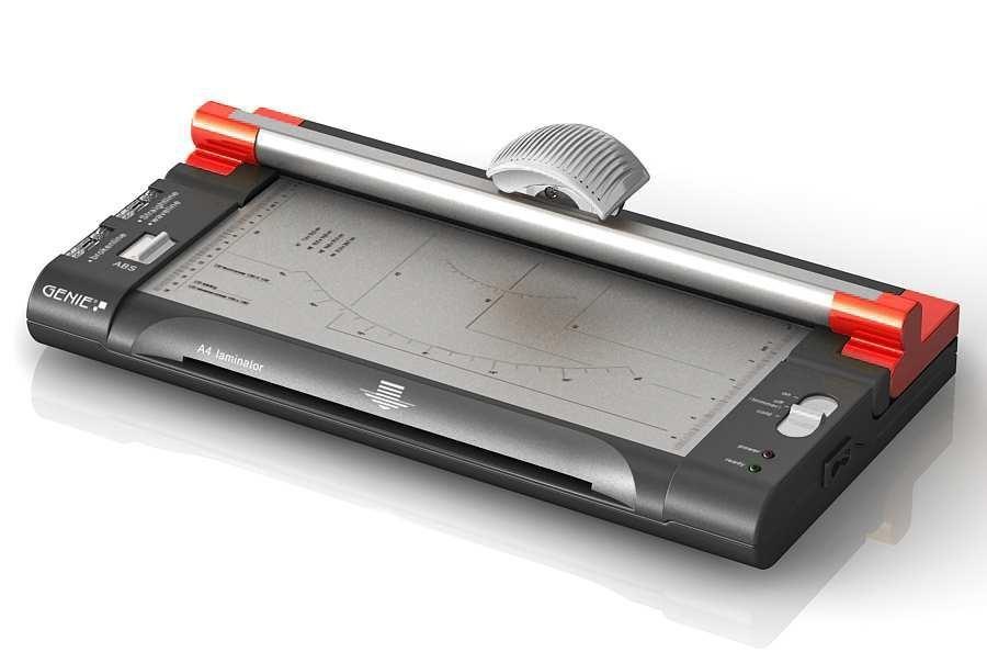 Laminátor Genie LT 400 laminátor s řezačkou