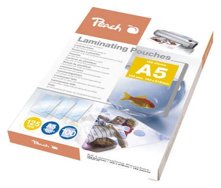 Laminátor Laminovací fólie Peach PP525-03
