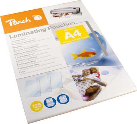 Laminátor Laminovací fólie Peach PPR525-02