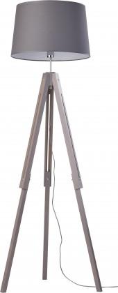 Lampa Lorenzo (šedá, 157 cm)