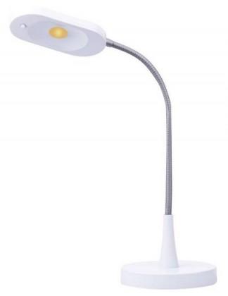 Lampička Emos HT6105 LED stolní lampička bílá