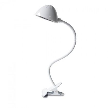 Lampička Stolní LED lampička Elko SVTIM549, bílá
