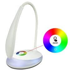 Lampička Stolní LED lampička Immax S11-A se záložní baterkou