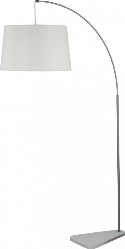 Lampy Lampa Maja new (šedá, 179 cm)