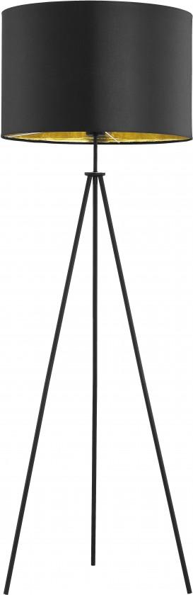 Lampy Lampa Office black (černá, 145 cm)