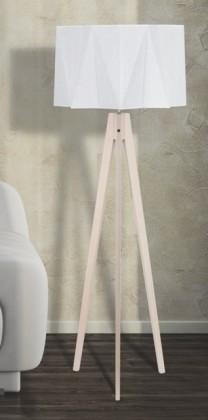 Lampy Lampa Piano (šedá, 140 cm)