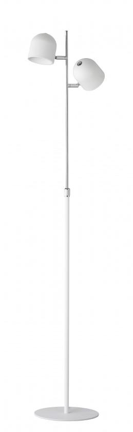 Lampy Stojací lampa Sample, výška 100-150 cm, 2x LED 4,5W