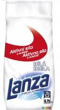Lanza Fresh & Clean Bílá 90 praní 6,75 kg