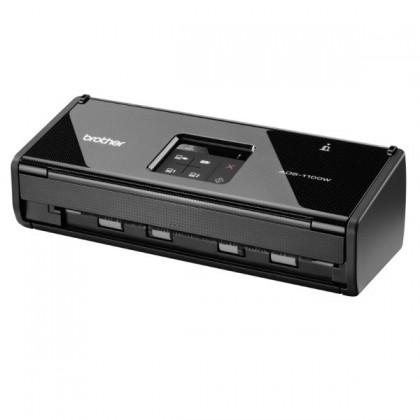 Laserová multifunkce Brother ADS-1100W oboustranný skener dokumentů, až 32 str/min, 60