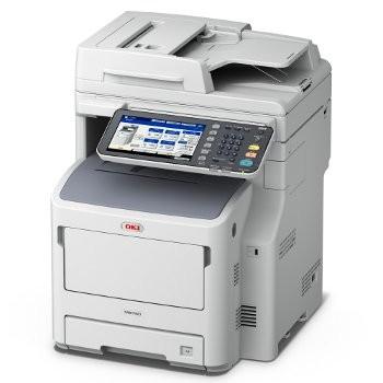 Laserová multifunkce Oki MB770dn A4 MTF laser, 52 ppm, 160GB , 2GB RAM, USB, LAN