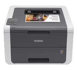 Laserová tiskárna Brother HL-3140CW, LED tiskárna, 18 str./min., 64 MB, WiFi, BAZAR