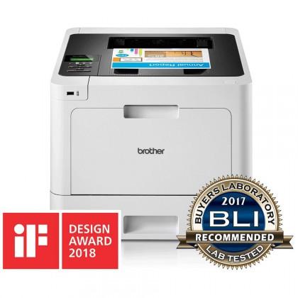 Laserová tiskárna Brother HL-L8260CDW (31 str., PCL6,WiFi, duplex, mobilní tisk)