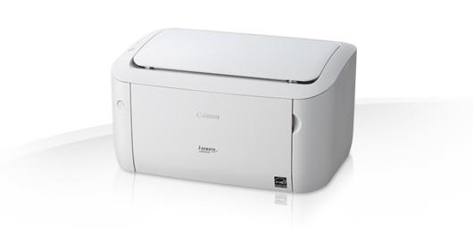 Laserová tiskárna Canon Tiskárna LBP-6030 ( BW, 18 str./min., A4) white