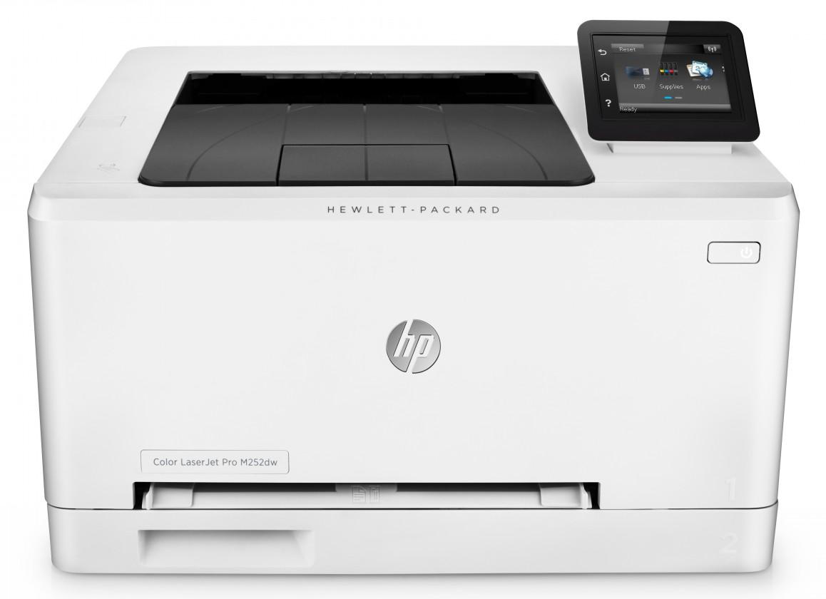 Laserová tiskárna HP Color LaserJet Pro 200 M252dw B4A22A