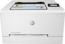 Laserová tiskárna HP Color LaserJet Pro M254nw barevná POUŽITÉ,