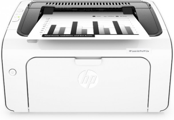 Laserová tiskárna HP LaserJet Pro M12w T0L46A
