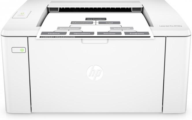 Laserová tiskárna Laserová tiskárna HP LaserJet Pro M102a, G3Q34A POUŽITÉ, NEOPOTŘ