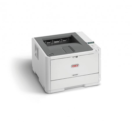 Laserová tiskárna Laserová tiskárna OKI B432dn  A4, čb, 1200x1200, 40 ppm